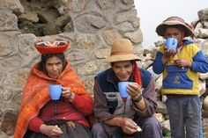 Why Global Health?     Awamaki project: Support Women Health Workers in Peru