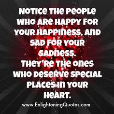 Who deserve special places in your heart