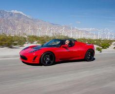 Tesla Model 3 Roadster