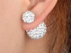 www.mapexquisitejewelry.ca DOUBLE SIDED EARRING