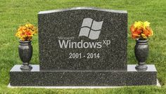 Windows XP: 2001-2014