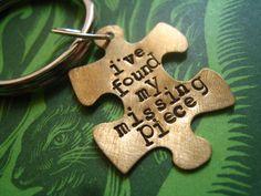 Such a cute keychain for bf/gf!!!!