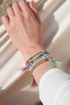 NEWONE-SHOP.COM I #bracelets #stack #armbänder #schmuck