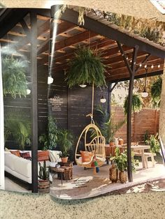 Bringing coziness to your balcony or small terrace