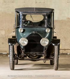 A 1914 Cadillac Model 30 Inside Drive Limousine | The Old Motor