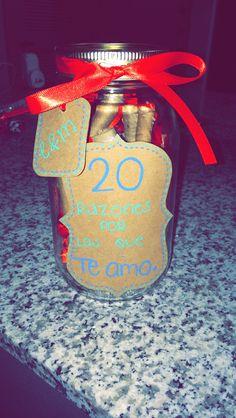 Yard 20 razones por las que te amo