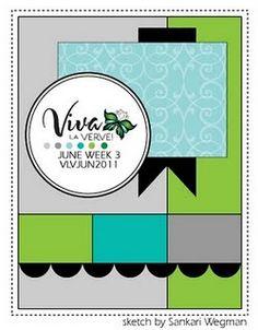 Viva la Verve ~ June 2011 week 3