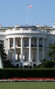 The White House | Travel | Vacation Ideas | Road Trip | Places to Visit | Washington | DC | Event | Government Building | Tour | Historic Site | Architectural Site | Tourist Attraction