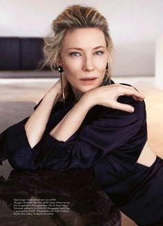 Steven Chee Captures 'The Bold & the Beautiful Cate Blanchett' For Harper's Bazaar Australia September 2018 — Anne of Carversville Cate Blanchett, Bold And The Beautiful, Harpers Bazaar, Fashion Photography, Stylists, Photoshoot, Actresses, Model, Hair Styles