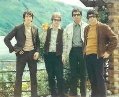 Elton John with the band Simon Dupree and The Big Sound