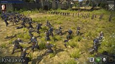 Blair gets an extra early look at an upcoming free rendition of the Total War franchise.
