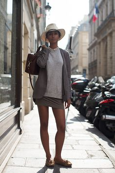 On the Street…Rue Cambon Front & Back, Paris
