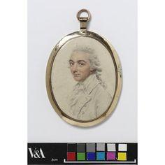 Portrait of Mr Tomkinson (Portrait miniature)  Date: 1790s (painted)  Place: England  Artist/maker: Smart, John