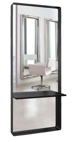 Hair Salon Furniture - Hairdressing Furniture - Hair Salon Mirrors - Tuscany Salon Mirror
