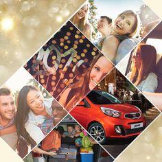 ¡Feliz Año Nuevo! Prepárate para conducir un año de nuevas sorpresas. Etiqueta a un amigo para desearle un Feliz Año.