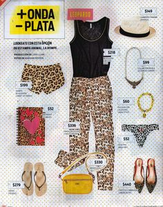 a*pie en revista Ohlalá! #press #fashion #shoes #mag #ohlala