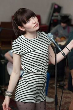 Emily Browning in God Help the Girl