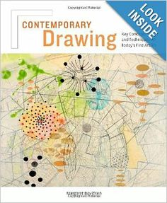 Contemporary Drawing: Key Concepts and Techniques: Margaret Davidson: 9780823033157: Amazon.com: Books