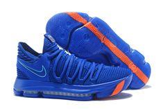 9bcebe6b5af1 Wholesale 2018 Nike Kevin Durant x Cheap Nike KD 10 City Edition Racer Blue  Light Menta Black-Total Crimson