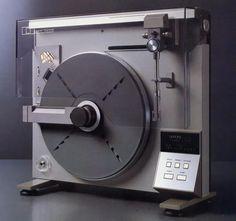 Mitsubishi LT-5V turntable - Rendez vos souvenirs durables avec www.remix-numerisation.fr