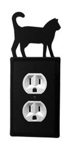 Wrought Iron Cat Outlet Cover Iron Works http://www.amazon.com/dp/B00IBQBU36/ref=cm_sw_r_pi_dp_P0fbvb1RA1QC8
