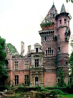 A impressionante reabilitação de um histórico palácio belga abandonado durante 40 anos — idealista/news