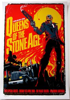 Queens of the Stone Age - Ken Taylor - 2008