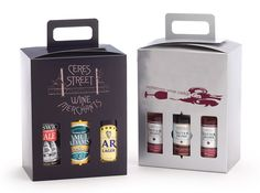 A brewery favorite! Our Sampler Box, designed to fit wine and beer bottles, features an insert to hold 6 bottles and a convenient built in handle for ease of carrying. This carrier has front window cut outs which allows you to display your bottles. Maximize branding impact with a personalized hot stamp or four color process print! #wineboxes #beerboxes
