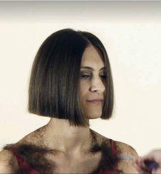 Short Bob Hairstyles, Bun Hairstyles, Bob Haircuts, Forced Haircut, Blunt Hair, Straight Bangs, Beautiful Haircuts, Hair Falling Out, Long Hair Cuts