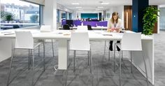 Interaction Case Study | Civica, Specturm, Bristol. This new office, ''South West Hub'', was designed by Interaction.