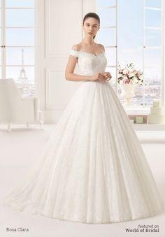 Two by Rosa Clara 2016 Wedding Dress