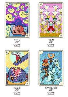 (・へ・) Game Card Design, Board Game Design, Illustrations, Illustration Art, Sparrow Art, Loteria Cards, Arte Indie, Cool Monsters, Monster Design
