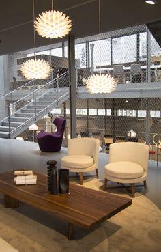 RBC DESIGN CENTER - Ambiance intérieur - crédit Léa Bru @covetlounge #covetlounge #design #decor #interiordesign #furniture #designproject