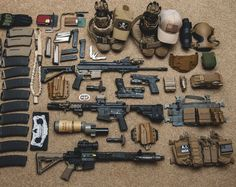 Tactical Gear List & Considerations for SHTF - The Prepper Journal