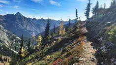 . Maple Pass, Park Narodowy Północnych Gór Kaskadowych, stan Waszyngton
