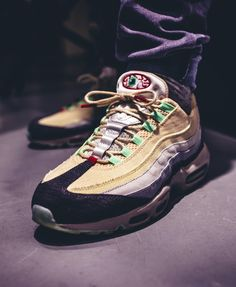 Nike Air Max 95 Halloween