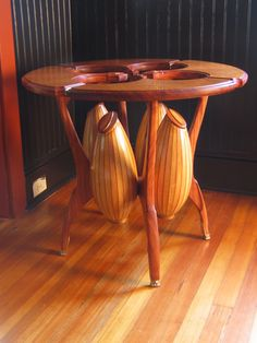 table by Ric Allison
