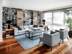 A-mid-century-modern-penthouse-in-magical-Istanbul-1 A-mid-century-modern-penthouse-in-magical-Istanbul-1