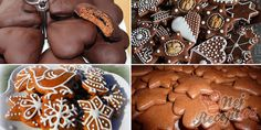 Biscotti, Gingerbread Cookies, Xmas, Festive, Food, Biscuits, New Years Eve, Gingerbread Cupcakes, Yule