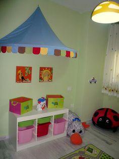 Habitacion de juegos. games room