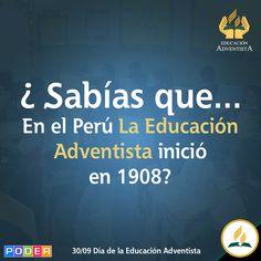 #EducacionAdventista