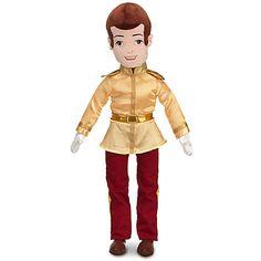 Prince Charming Plush Doll - Cinderella - 21'' | Plush | Disney Store