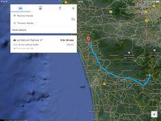 Long drive to Delhi - 14 : Thrissur, Kerala