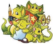Real Musgrave's pocket dragons