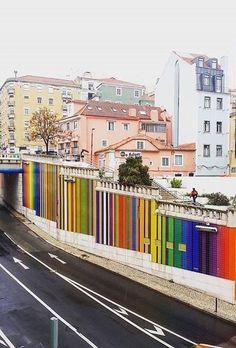 Av. Infante Santo, Lisboa