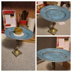 AVINI : cake stand