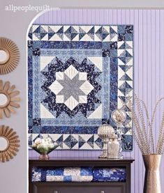 Quilts for a Winter Wonderland