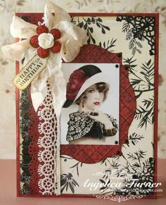 A Project by AngelicaTurner from our Stamping Cardmaking Galleries originally submitted 12/31/11 at 10:42 AM