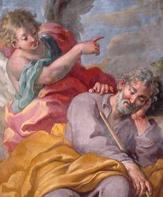 Guglielmo Borremans, Il sogno di Giuseppe, 1733-34 circa, Museo Diocesano di Palermo.