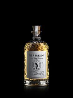 From London's first new rum blending house in over 100 years, the very first rum, at the sign of the Post & Hound. Rum Bottle, Liquor Bottles, Glass Bottles, Whiskey Bottle, Bottle Packaging, Bottle Labels, Stranger And Stranger, Spiritus, Label Design